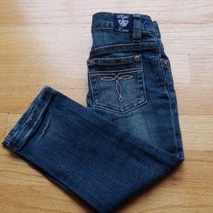 Ralph Lauren, Toddler Girls Jean's, Size 2T